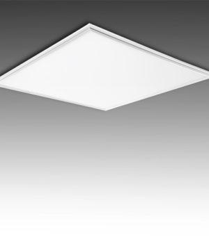 Painel LED 60x60cm 36W com Moldura Branca